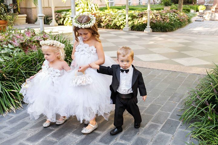 Etiquette Tips Asking Children To Be In Your Wedding Party How Ask Flower