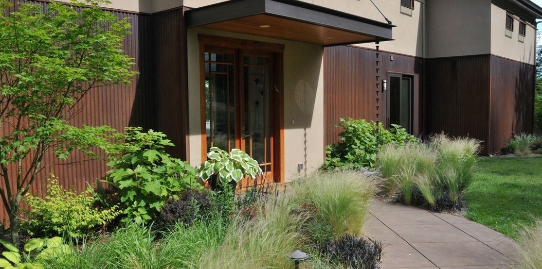 lovingerrobertson landscape architects / garden on the