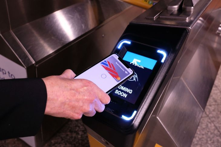 NYC subway riders will be able to swipe in with Apple Pay