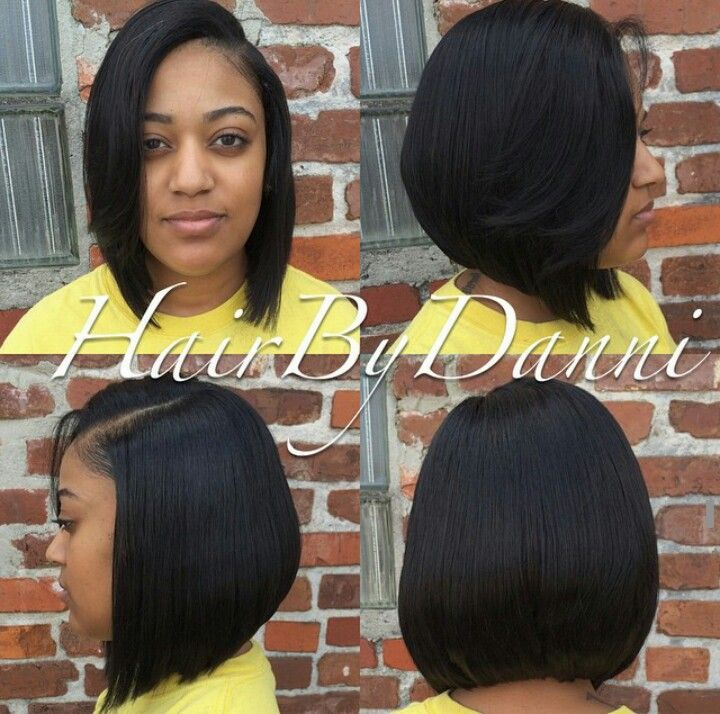 Quick Weave Bob Weave Bob Hairstyles Quick Weave Hairstyles