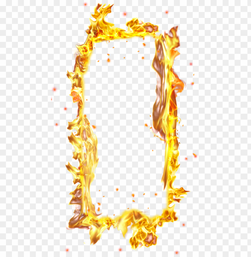 Fire Border Png Garena Free Fire Png Image With Transparent Background Png Free Png Images Free Png Fire Image Banner Design