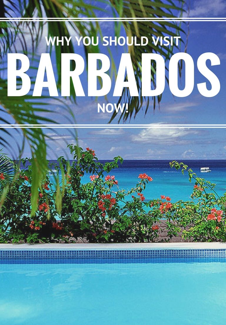 Why Barbados Is One Of The Best Islands To Visit In Caribbean