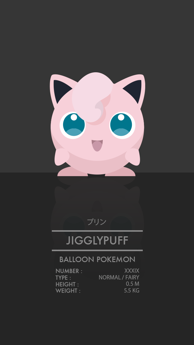 Jigglypuff by WEAPONIX.deviantart.com on @deviantART