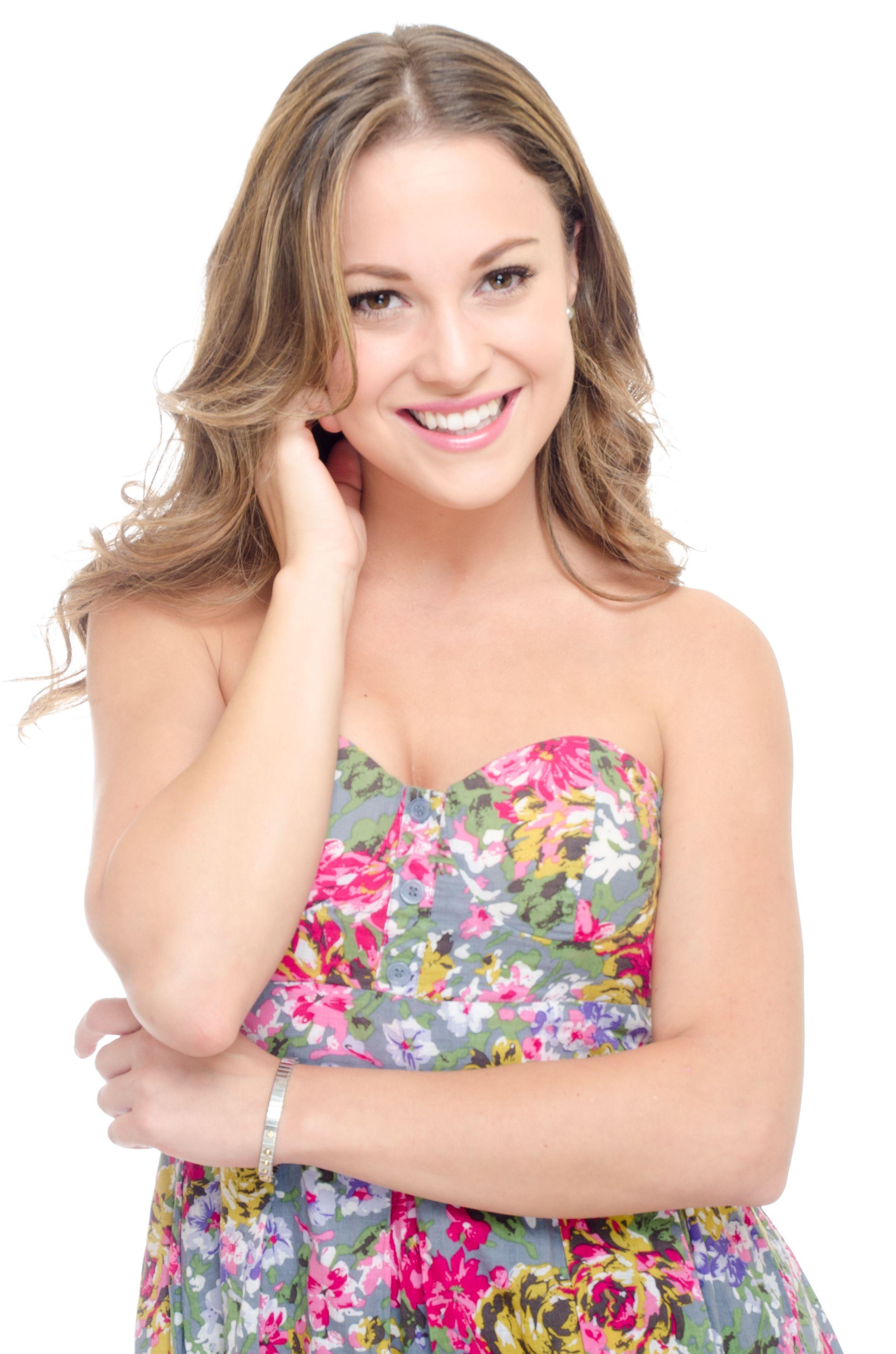 Liggia Nuestra Belleza Latina tv show   Fashion tv ...