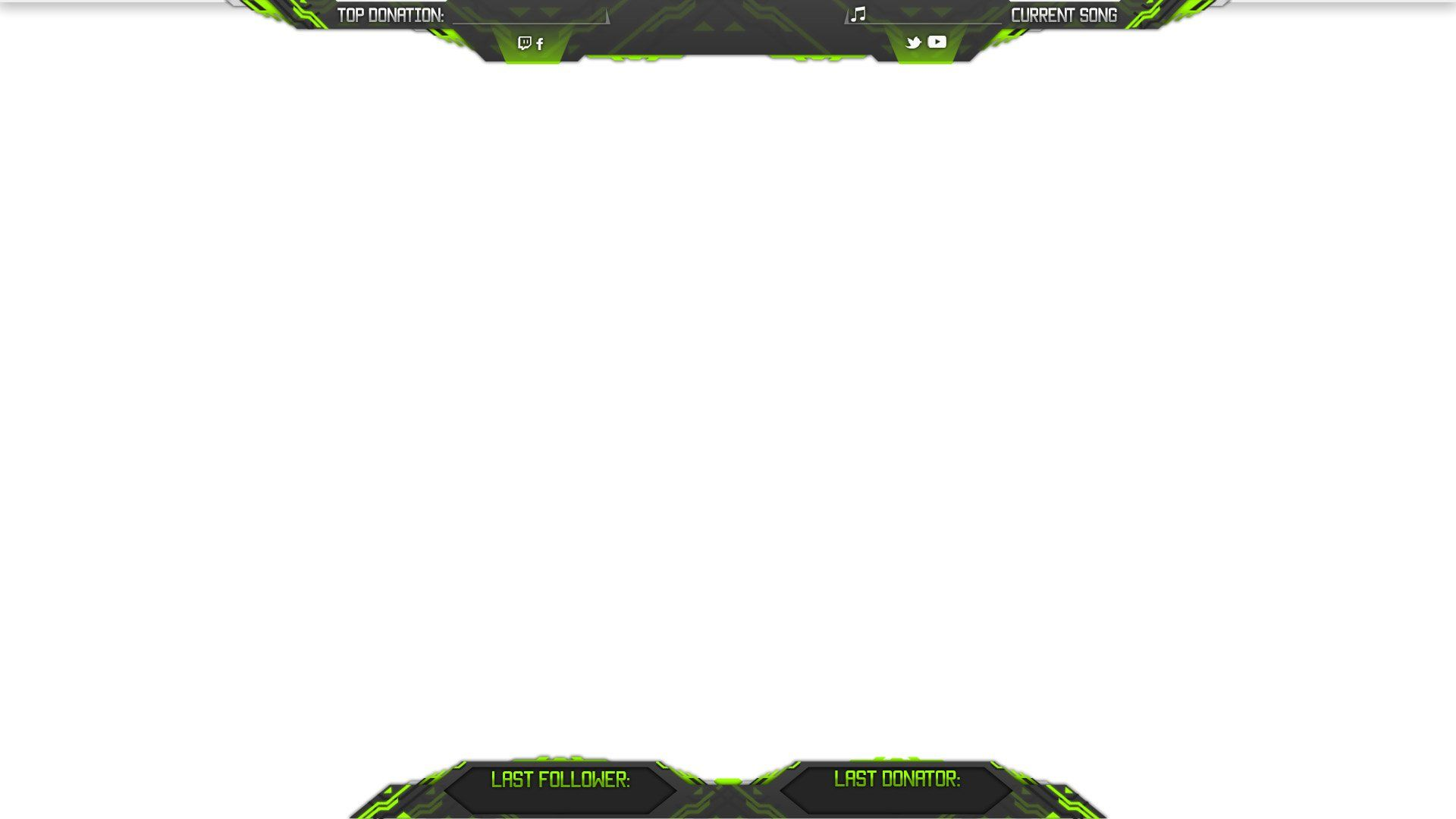free twitch overlay maker httpssourcetemplatecomtwitch overlay