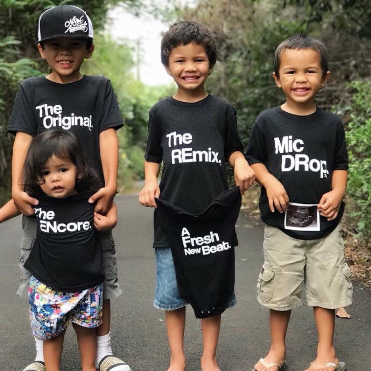 0a4e95792 Kids T-Shirts | Clothing | Gift for | Twin Siblings | Family Shirt ...