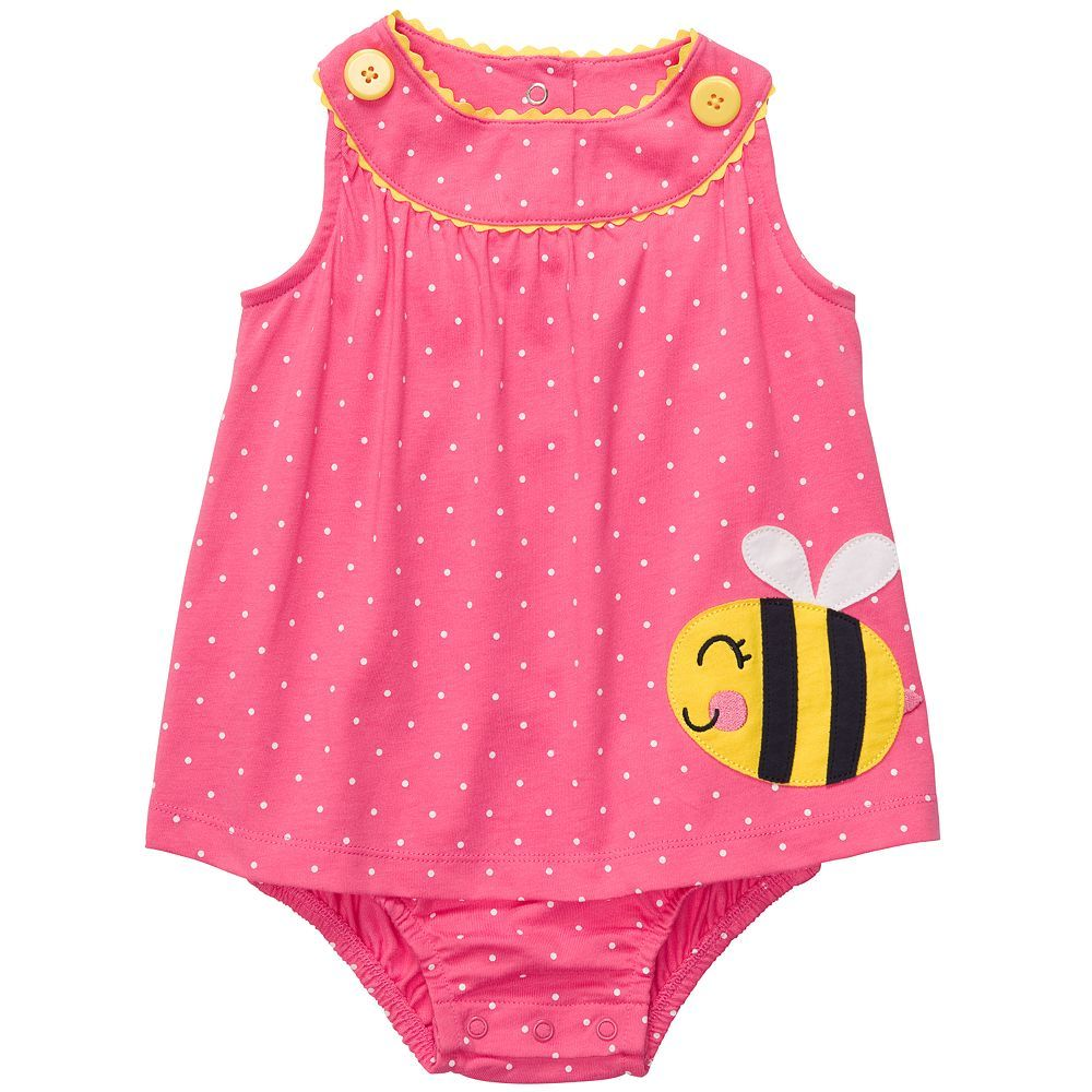 Kohls Baby Clothes Classy The Perfect #sunsuit For The Little Queen Bee#carters #kohls Inspiration Design