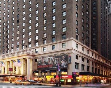 Hotelspedia Net Hotel Pennsylvania New York With Images