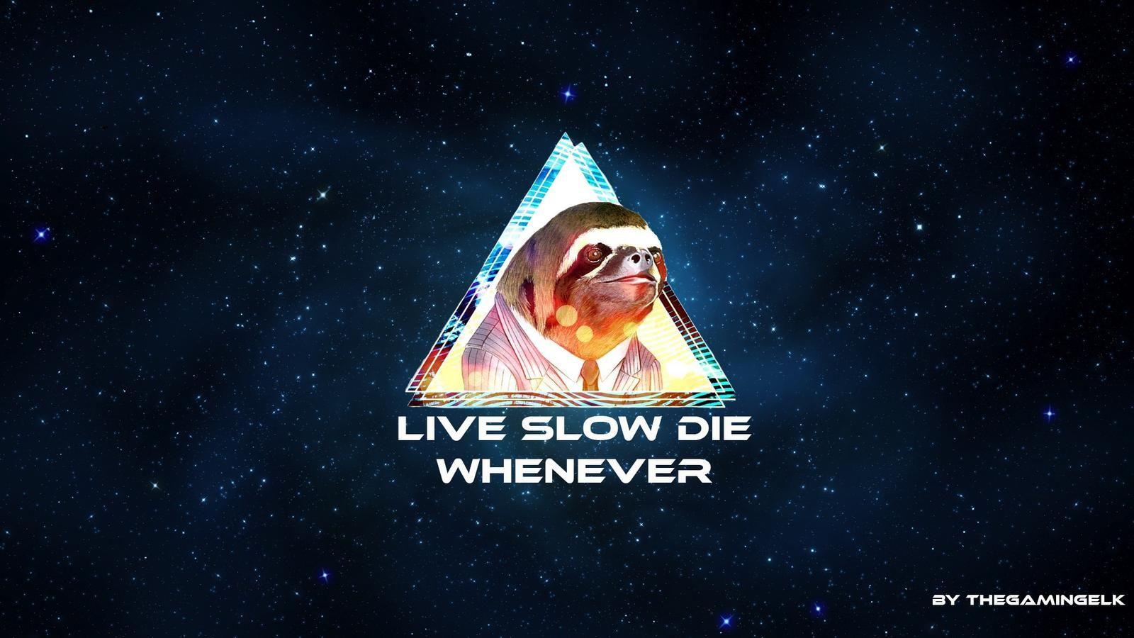 Sloth Hd Wallpaper Windows By Thegamingelk On Deviantart Live