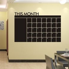 Buy Smart Planner Kitchen Refrigerator Monthly Daily Schedule Sticker Dry  Erase Flexible Magnetic Whiteboard/Menu Board/Message Board/Memo Pad/Dialog  Box ...