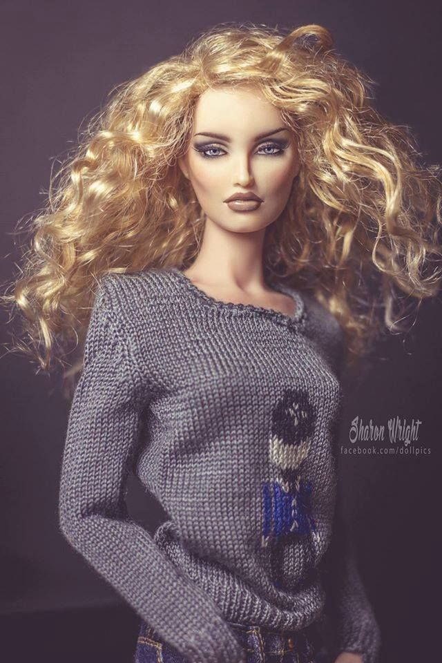 Kingdom Doll Orbit Barbies Dollies Pinterest Style Hair And Dolls