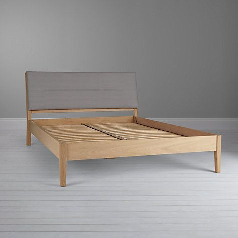 Design Project By John Lewis No 049 Bed Frame King Size Oak Grey