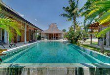 Villa Kudus in Canggu Bali, Indonesia