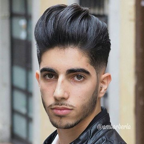 Slick Back Haircuts 40 Trendy Slicked Back Hair Styles Atoz Hairstyles Mens Hairstyles Hair Styles Slicked Back Hair