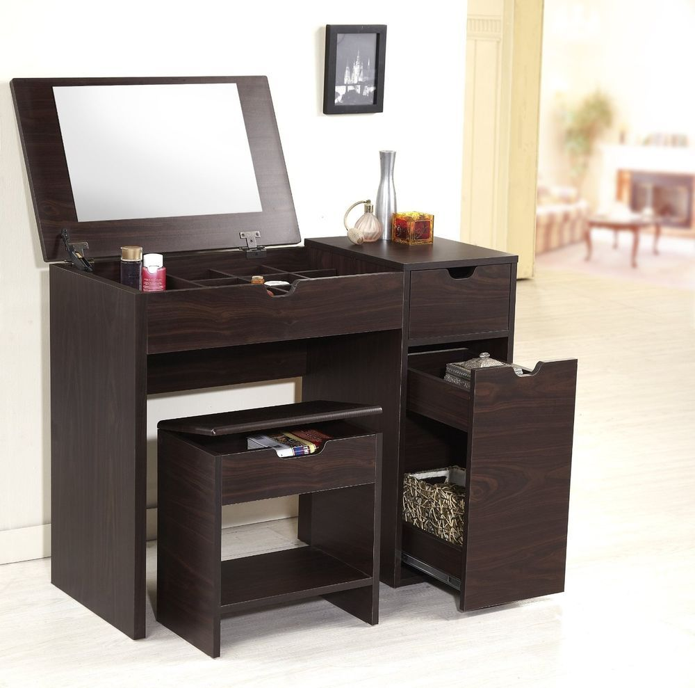 Lighted vanity makeup desk vanity desk pinterest makeup desk lighted vanity makeup desk geotapseo Image collections