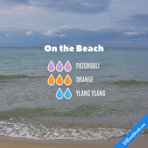 On the Beach - Essential Oil Diffuser Blend