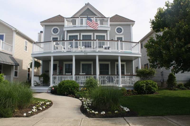Jersey shore vacation rentals belmar perfect beach house