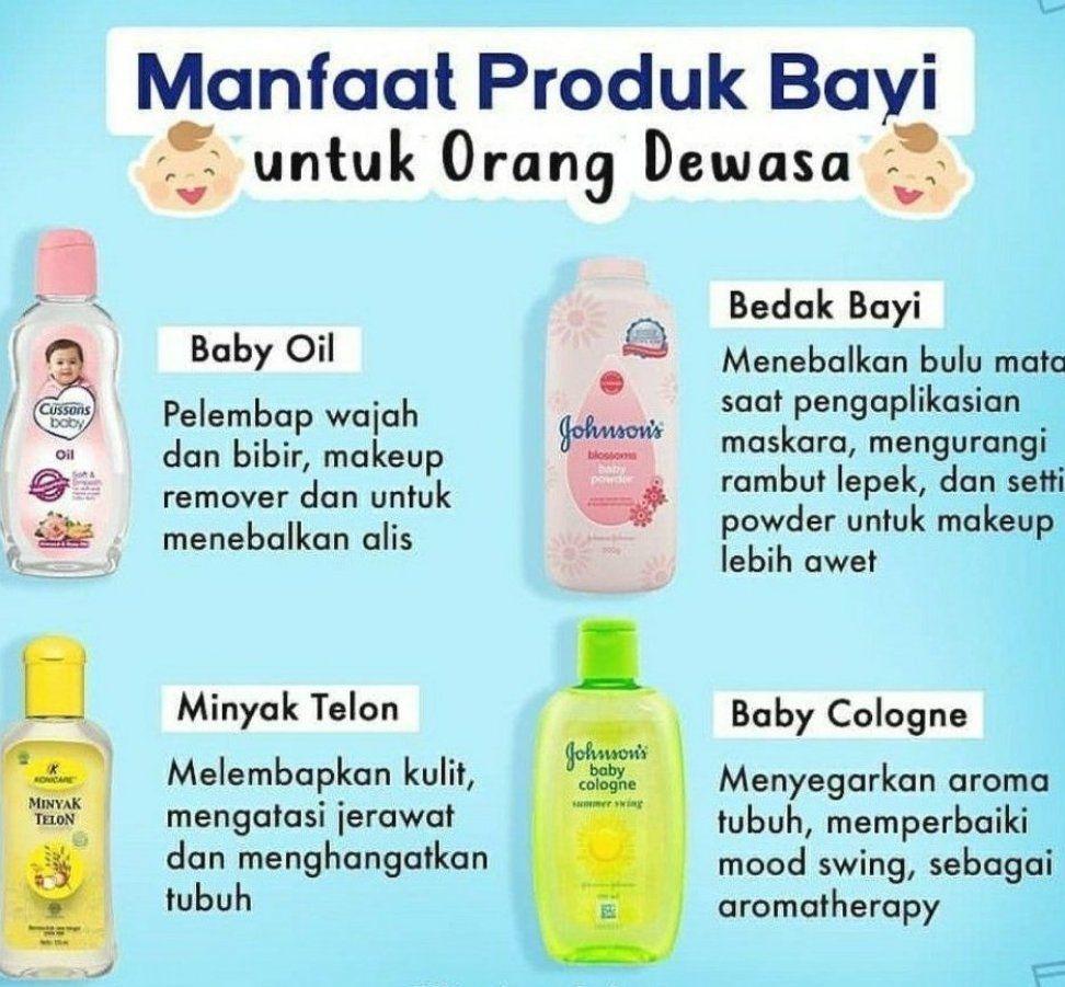 Merk Bedak Bayi Yang Cocok Untuk Kulit Berjerawat