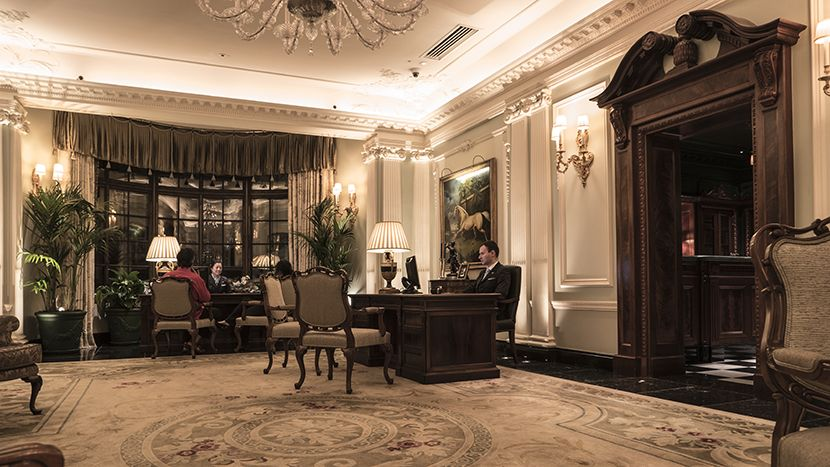 The Savoy, London - book with free nights from Fairmont Visa Signature Card