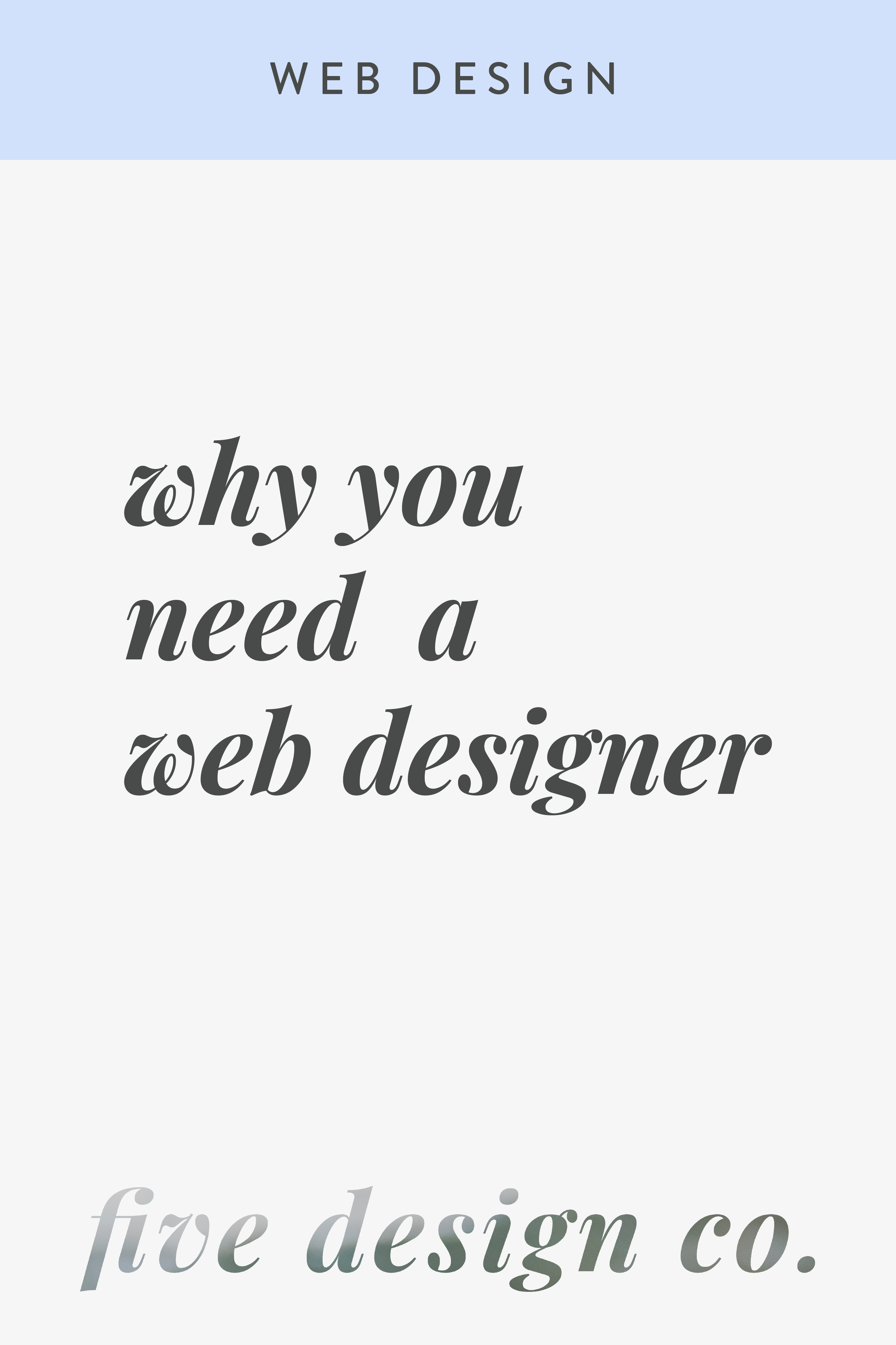 Why You Need a Web Designer is part of Web design, Web design tips, Custom web design, Squarespace website design, Email marketing strategy, Squarespace website - All about why you do (or do not) need a professional web designer to help build a website for your business  Plus, examples of custom web design features & functionality for Squarespace websites—and how to tell if you can do them yourself or should hire a designer