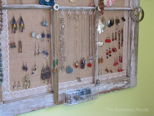 Totally brilliant idea Stick the tacks in a clear adhesive