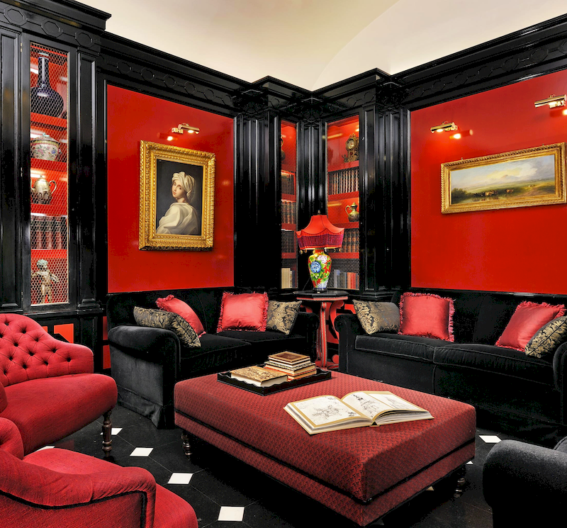 Awesome 45 Impressive Chinese Living Room Decor Ideas Living Room Red Black And Gold Living Room Black And Red Living Room