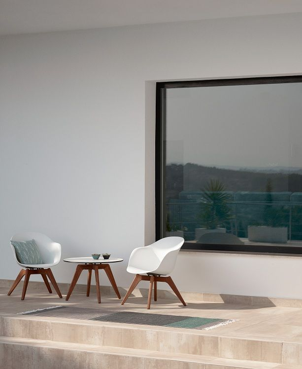 Outstanding The Adelaide Lounge Chair Is Suitable For Both Indoor And Machost Co Dining Chair Design Ideas Machostcouk