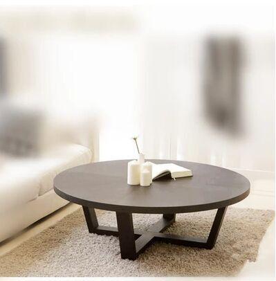 Europea-moderna-y-minimalista-de-madera-salón-oficina-mesa-de-café ...