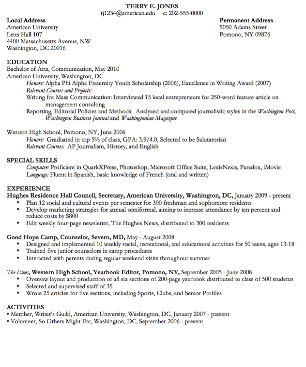 Counselor Resumes Free Resume Sample Resume Design Professional Resume Template Examples Resume