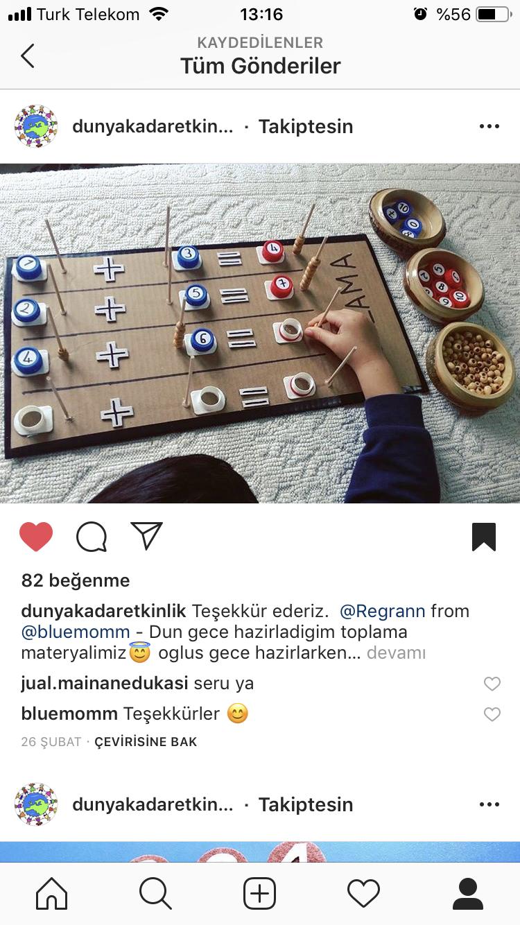 Ebru Ogretmen Adli Kullanicinin Egitici Oyuncak Panosundaki Pin Oyuncak Yaya
