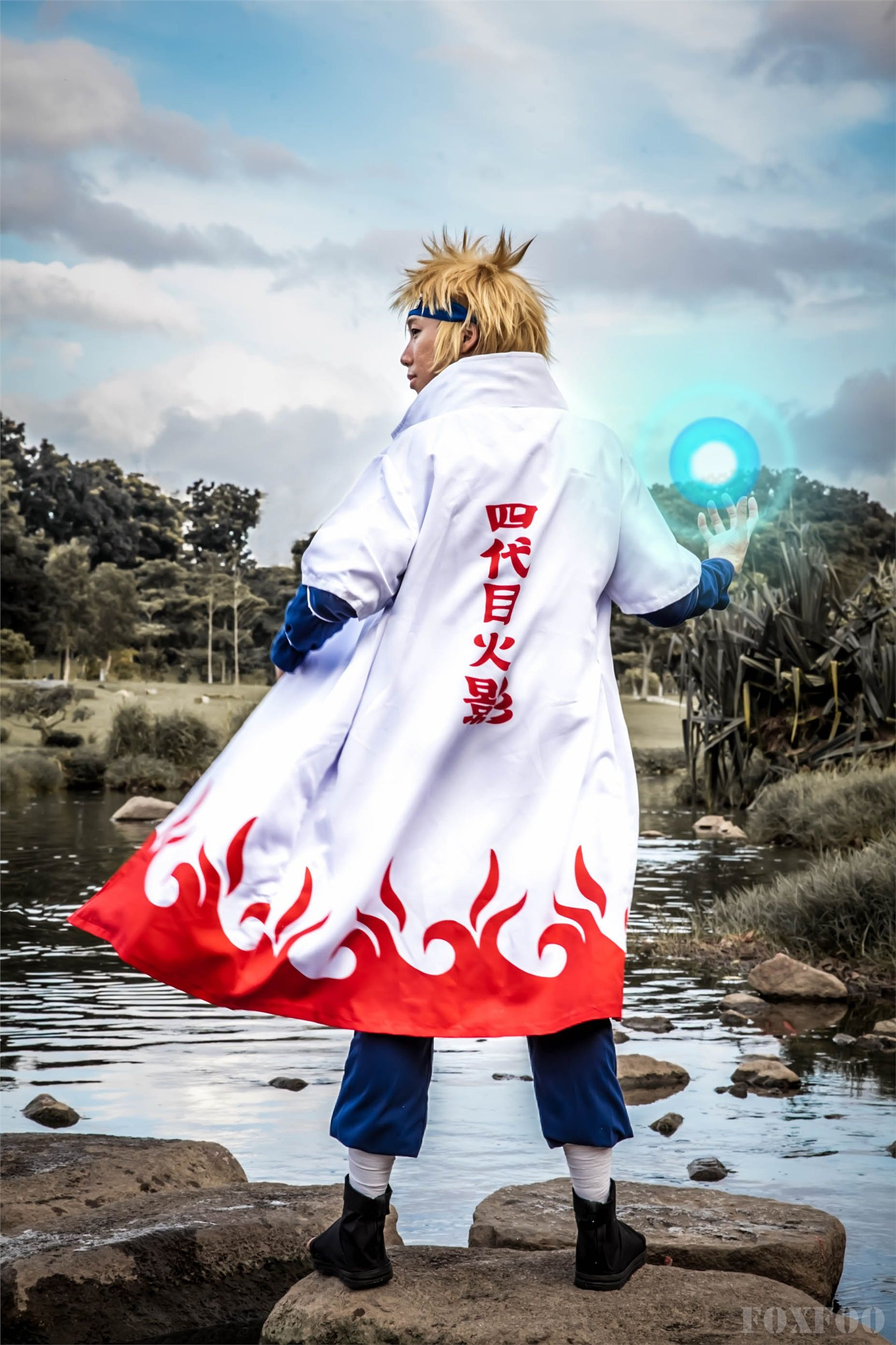 May the Fourth be with you - Kenneth Ting(Lilaeroplane) Minato Namikaze Cosplay Photo