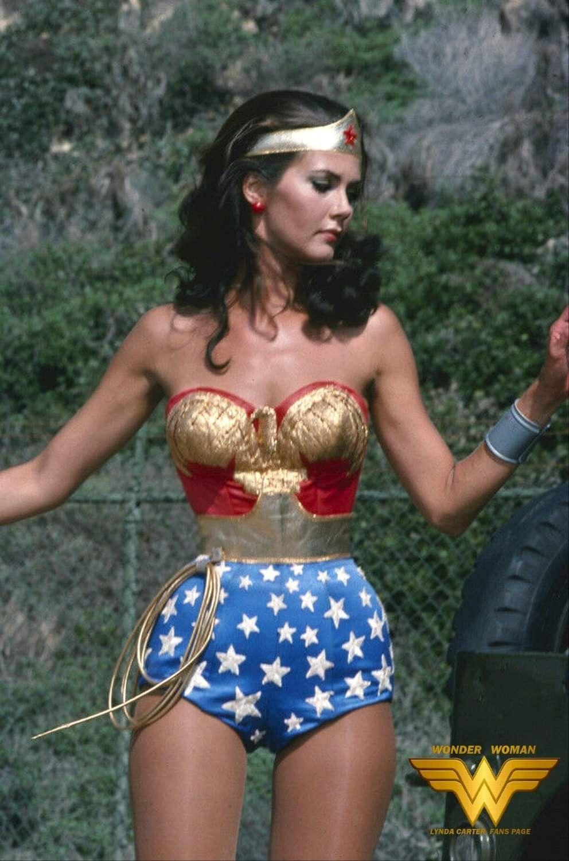 Lmh Ww Lynda Carter Lynda Carter Wonder Woman Wonder Woman Dress