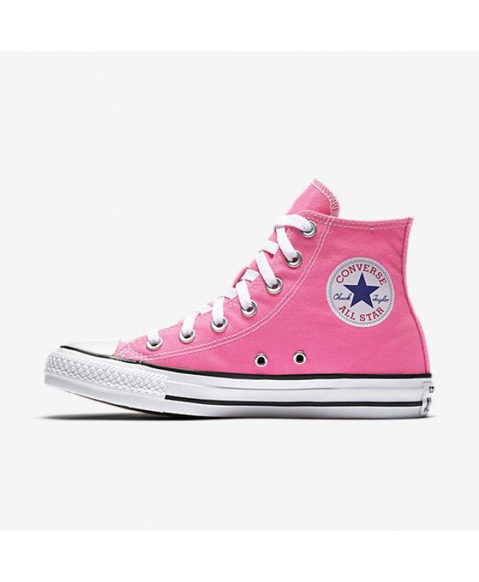 089337cfb233 Converse Chuck Taylor All Star Seasonal High Top Pink Pow 157612F ...