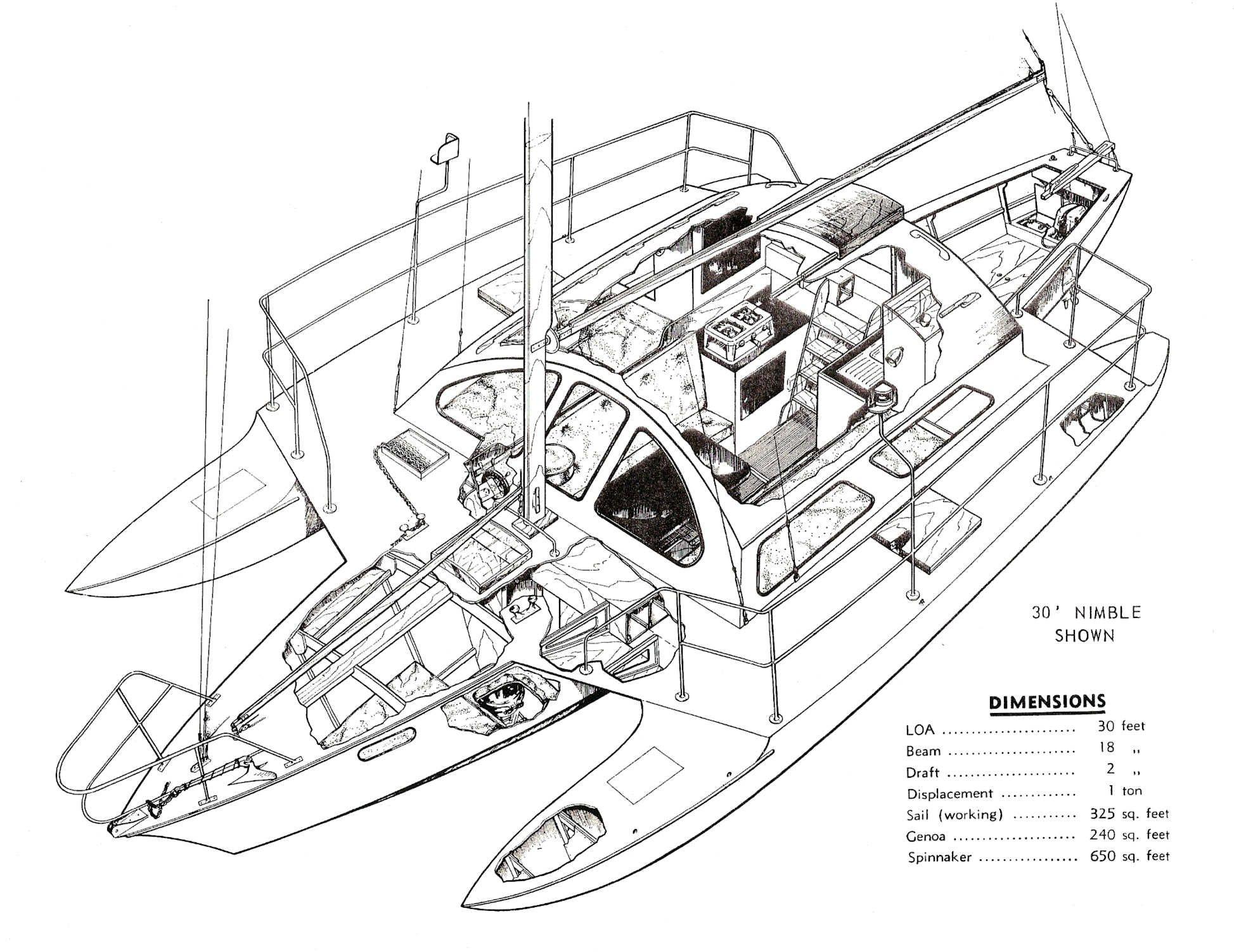 Searunner Plywood Trimaran Design Pdf