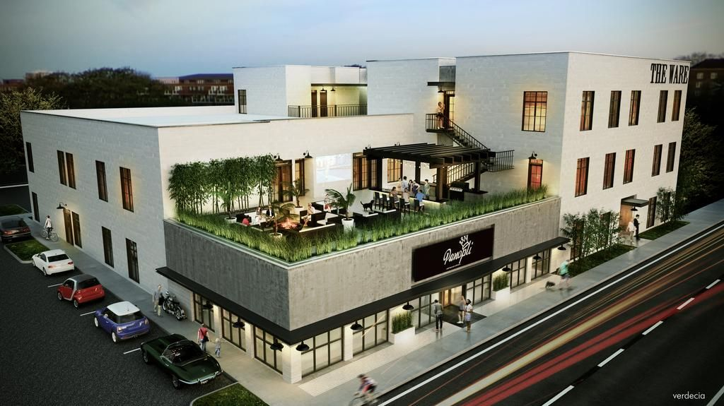 New Townhouses Planned In Seminole Heights Tampa Bay Business Journal Loft Style Apartments Seminole Heights Apartment View