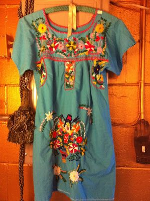 I have a dress very much like this one; mine is by Marisol.
