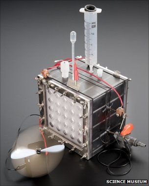 Limitless hydrogen from microbes | Machines | Hydrogen fuel