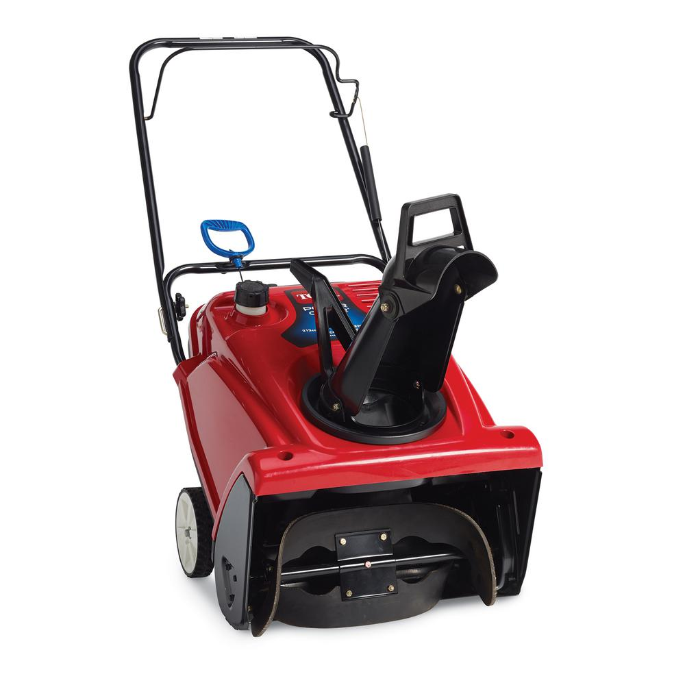 Toro Power Clear 721 R 21 In 212 Cc Single Stage Gas Snow Blower Gas Snow Blower Recycling Programs Electronic Recycling