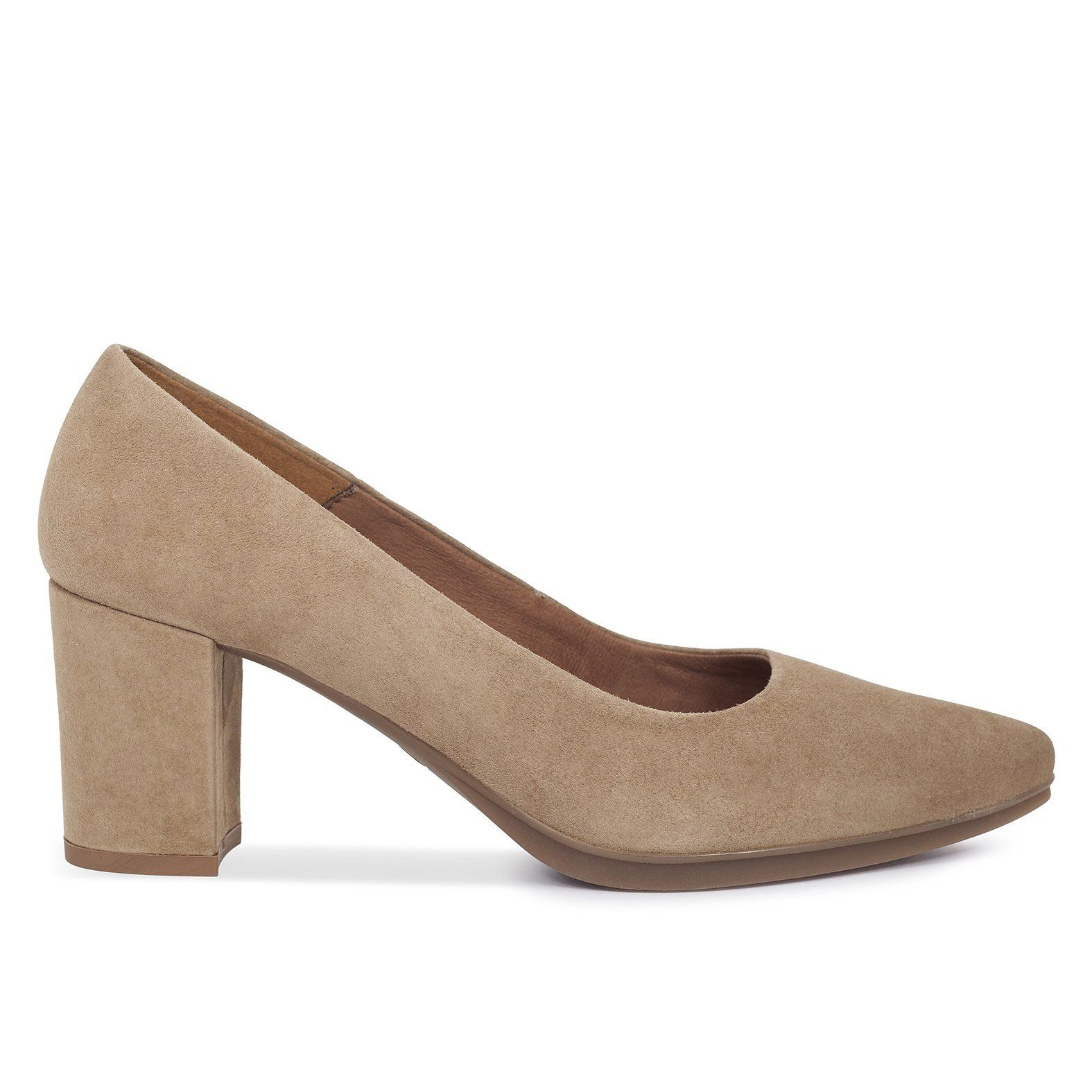 39742e25 Zapatos mujer tacón bajo BEIGE ARENA Urban S - Zapatos online miMaO – miMaO  ShopOnline