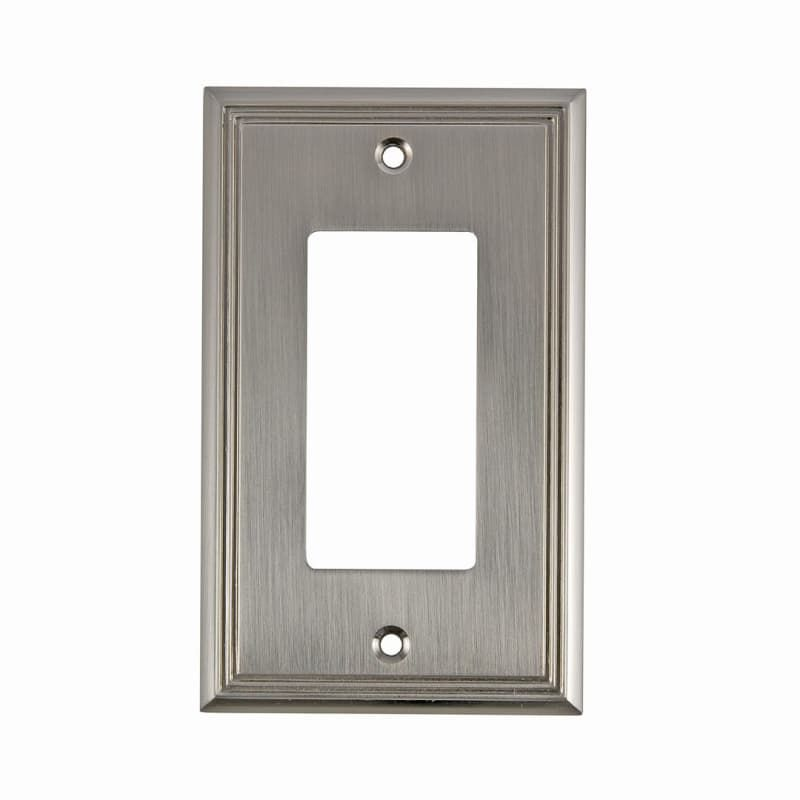 Richelieu Bp851 Plates On Wall Switch Plates Contemporary Style