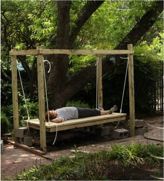 Floating Outdoor Bed daydreaming: outdoor beds | centsational girl | relax | pinterest