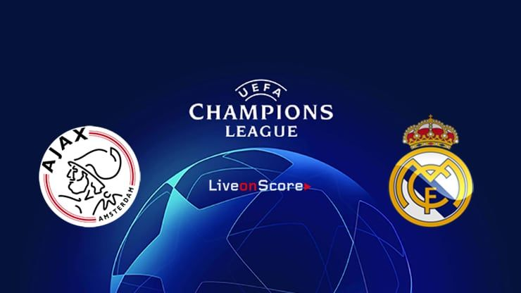 Ajax Vs Real Madrid Preview And Prediction Live Stream Uefa Champions League 1 8 Finals 20 Uefa Champions League Real Madrid Champions League Champions League