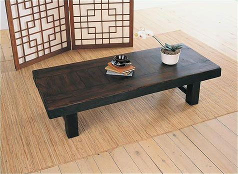 Excellent Asian Style Coffee Table Asian Native American Fusion In Pdpeps Interior Chair Design Pdpepsorg