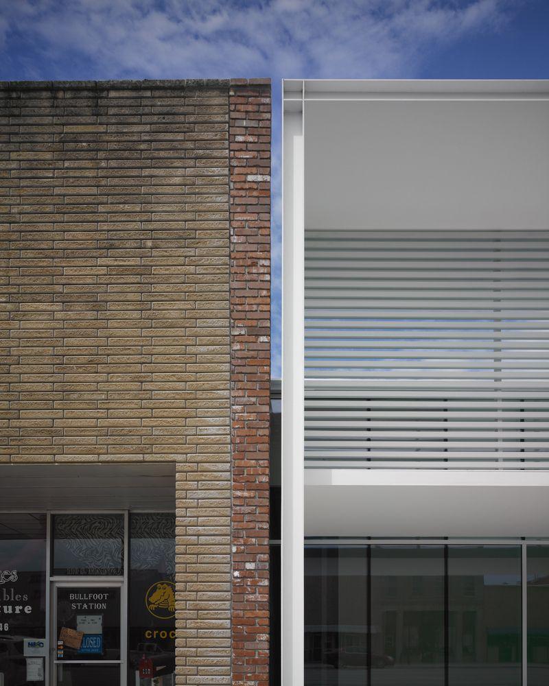 Galeria Arquitectonica: Galería De Kirkpatrick Oil Hennessey / Elliott + Associate