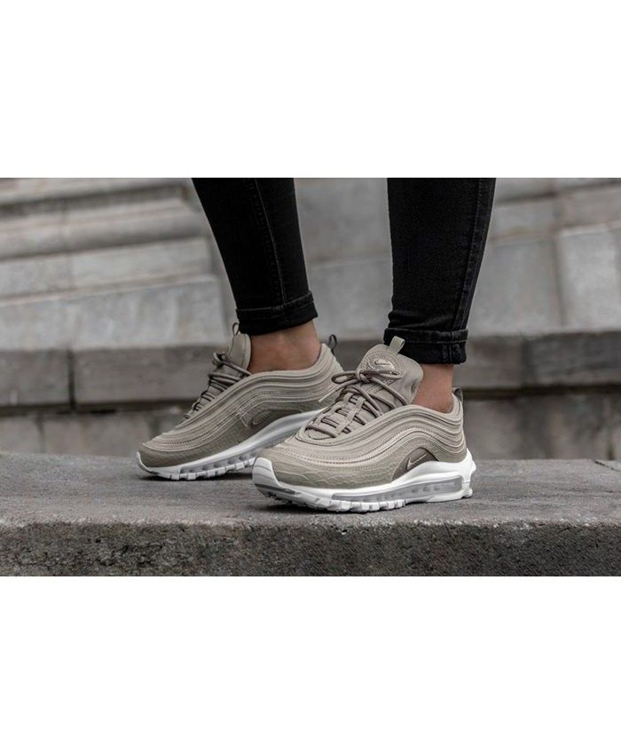 Nike Air Max 97 Trainers In Cobblestone  7f6c99741e