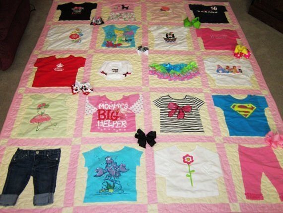 T SHIRT KEEPSAKE QUILTS