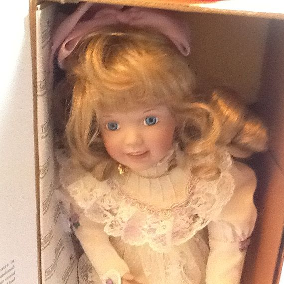 Ashton Drake Variety Porcelain Doll by BuyfromGroovy on Etsy