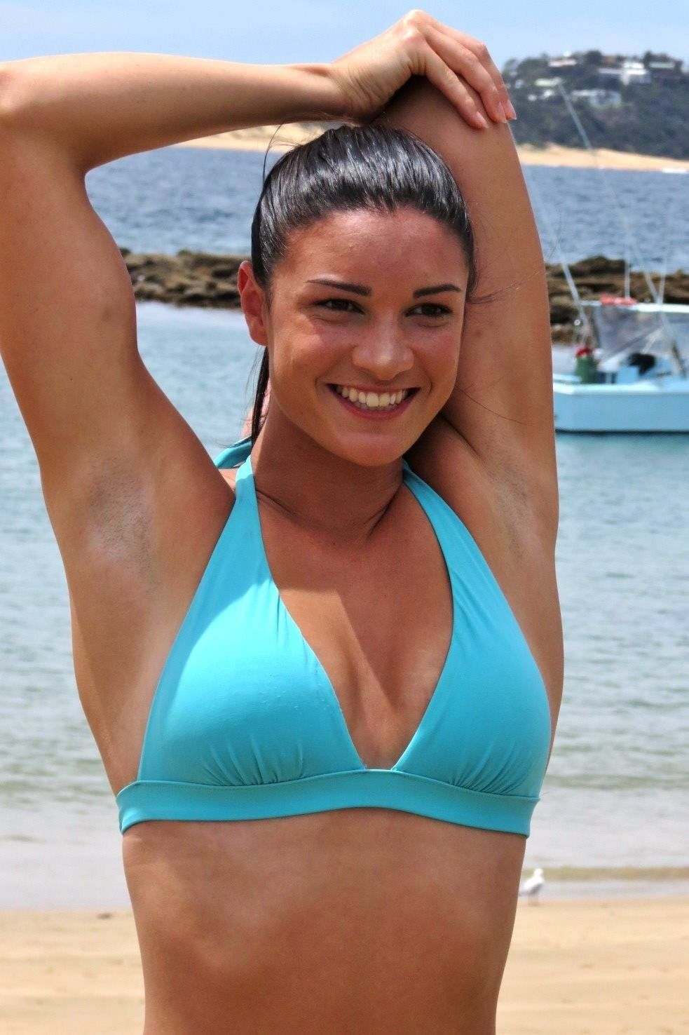 Hacked Michelle Jenneke nude photos 2019