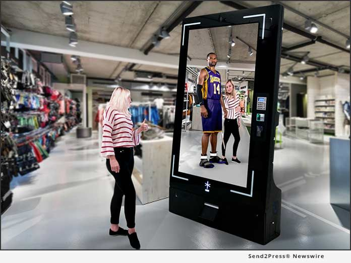Augmented Reality Company Revolutionise Fan Engagement Worldwide with Interactive Photo Booths Source: INDE