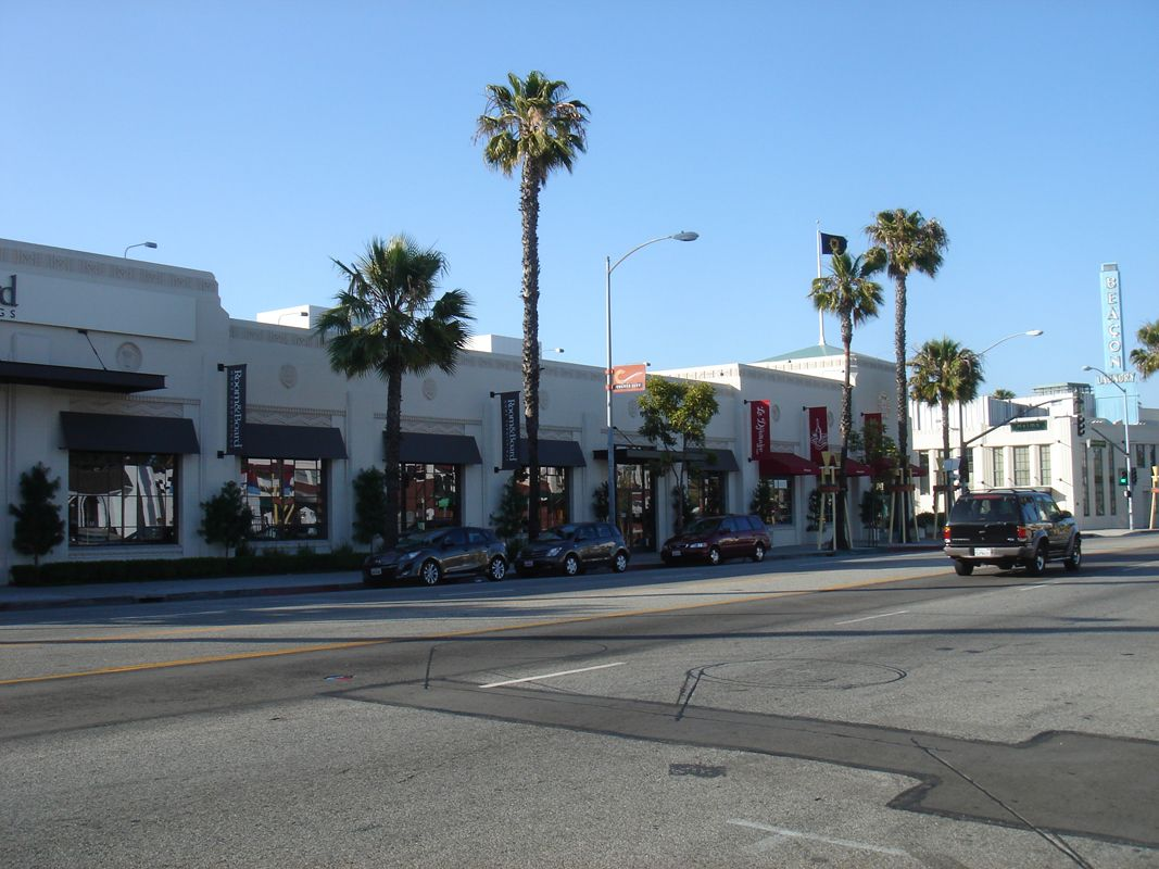 The Helms Bakery District Culver City Culver City Street View
